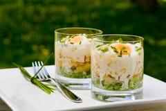 Salada 2 Fotos de Stock Royalty Free