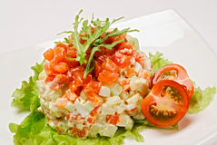 Salada foto de stock royalty free