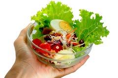 Salada 01 Imagem de Stock Royalty Free