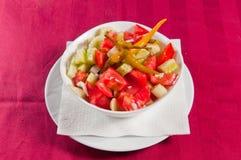 Salada 06 Imagem de Stock