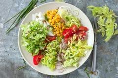 Salada Imagem de Stock