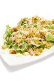 Salada Caesar Imagem de Stock Royalty Free