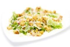 Salada Caesar Foto de Stock Royalty Free