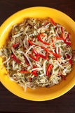 Salada chinesa Foto de Stock