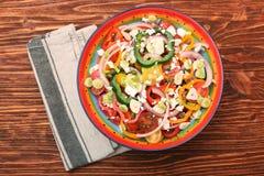 Salada clara da mola Fotos de Stock