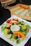 Salada cozinhada dos vegetais Foto de Stock Royalty Free