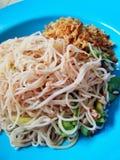 salada da aletria do arroz Imagens de Stock