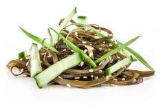 Salada da alga fotos de stock