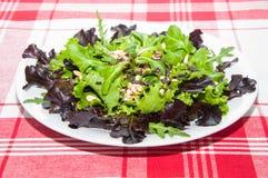 Salada da alga de Nori imagens de stock