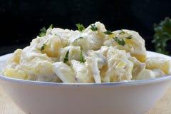 Salada da batata Imagens de Stock Royalty Free