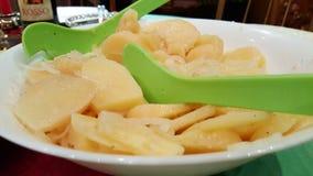 Salada da batata Imagem de Stock Royalty Free