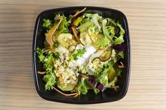 Salada da cevada de pérola Imagens de Stock Royalty Free