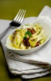 Salada da endívia e da noz Imagem de Stock