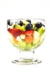 Salada da fruta fresca Foto de Stock