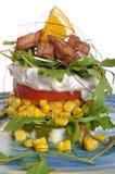 Salada da galinha Imagem de Stock Royalty Free