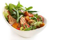 Salada da galinha fotos de stock royalty free