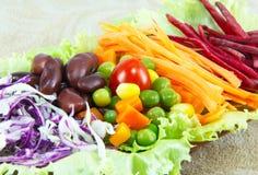 Salada da grão Imagens de Stock Royalty Free