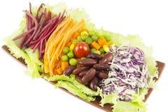 Salada da grão Fotografia de Stock