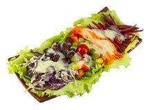 Salada da grão Imagem de Stock