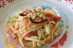 Salada da manga Fotografia de Stock