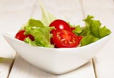 Salada da mistura do jardim Fotos de Stock Royalty Free