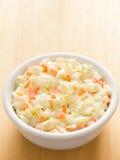 Salada da salada de repolho Fotos de Stock Royalty Free