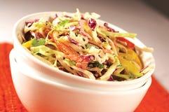 Salada da salada de repolho Fotografia de Stock Royalty Free