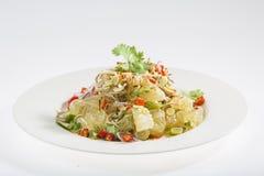 Salada da toranja Imagens de Stock Royalty Free