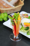 Salada da vara Foto de Stock Royalty Free