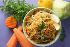 Salada da vitamina. Imagem de Stock