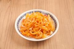 Salada das medusas fotos de stock