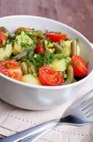 Salada de batata Fotografia de Stock