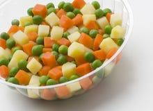 Salada de batata fresca Imagem de Stock Royalty Free