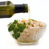 Salada de Bens Fotos de Stock Royalty Free