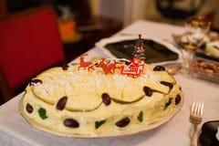Salada de Boeuf Imagem de Stock