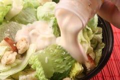 Salada de Caesar Imagens de Stock Royalty Free