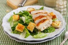 Salada de Caesar clássica Fotos de Stock