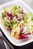 Salada de Caesar verde Imagem de Stock