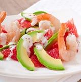 Salada de Califórnia imagens de stock royalty free