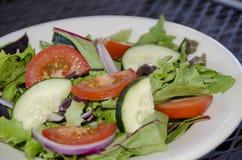 Salada de casa Fotos de Stock Royalty Free