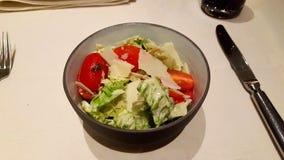 Salada de Ceaser Imagem de Stock