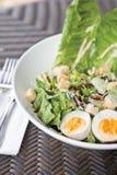 Salada de Cesear Fotos de Stock