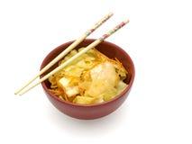 Salada de China [1] Imagens de Stock Royalty Free