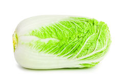 Salada de couve chinesa Imagens de Stock