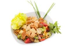 Salada de Fattoush Fotografia de Stock Royalty Free