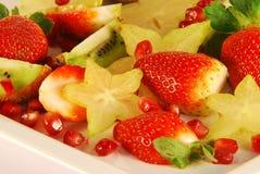 Salada de fruta Fotografia de Stock