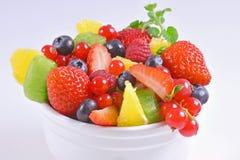 Salada de fruta Imagens de Stock Royalty Free