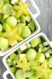 Salada de fruta Foto de Stock