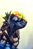 Salada de fruta Imagens de Stock