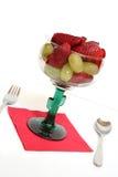 Salada de fruta imagem de stock royalty free